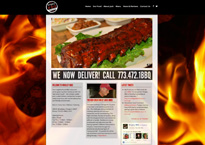 Wrigley BBQ website